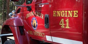 Groom Creek Fire Engine 41