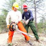 Groom Creek Firefighters attend Wildfire Academy